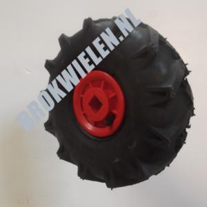mini tractor wielen