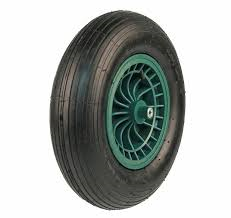 kruiwagen / skelter wielen